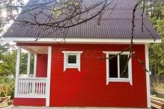Каркасный дом 6х6 Старая Константиновка 2