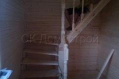 Каркасный дом 6х7 Пальчино 11