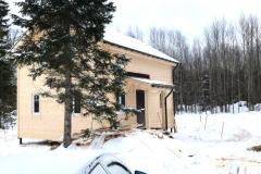 Каркасный дом 6х8 ДНП Лесный узоры 2