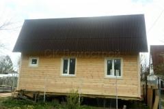 Каркасный дом 6х8 СНТ Природа 6