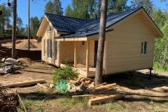 Загородный дом 7х9 Лесное Озеро 10