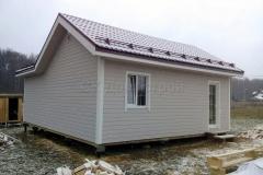 Каркасный дом 7,5х9 Серпухов 7