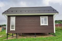 Каркасный дом 7,5х9 ТСН Удачный 5