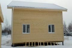Каркасный дом 7х7 Пахомова 5