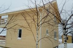 Каркасный дом 7х7 Пахомова 8