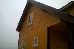 Каркасный дом 7х7 Гавшино 3