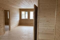 Каркасный дом 8х11,5 СНТ Раздолье 15