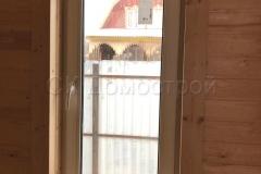 Каркасный дом 8х11,5 СНТ Раздолье 16