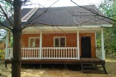 Каркасный дом 8х8 Бойд 5