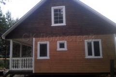 Каркасный дом 8х8 Бойд 8