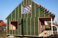 Каркасный дом 8х8 Бойд 11