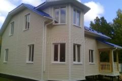 Каркасный дом Фаррел 7х9 Новоселки 4
