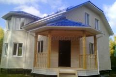 Каркасный дом Фаррел 7х9 Новоселки 7