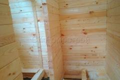 Сруб бани 6х8 Яхрома Дубровка 11