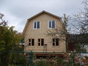 Дачный дом для постоянного проживания