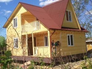 Дом под ключ в Карелии