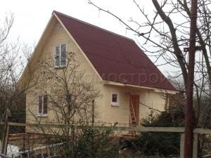 Дачные дома под ключ в СПб