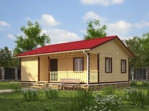 Дома из бруса в Калуге