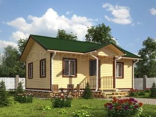 Готовые дома под ключ эконом класса