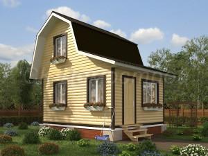 Дом из бруса Обнинск
