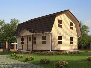 Купить дом под усадку
