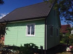Построить недорогой каркасный дом под ключ