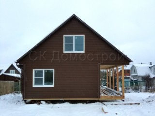Дома каркасные для зимнего проживания