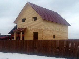 Купить сруб в Серпуховском районе