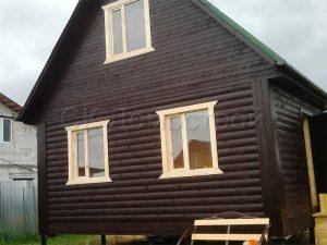 Дом из бруса 4х5,5 поселок Цибино
