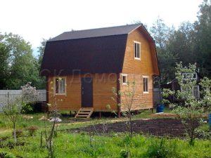 Строительство домов в Вологодской области