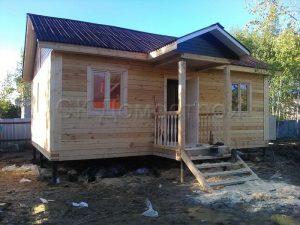 Строительство дома в Одинцовском районе