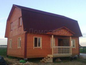 Строительство дома в Ступинском районе
