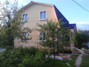 Строительство дома в Рузском районе