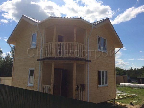Строительство дома во Владимирской области