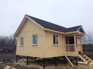 Каркасный дом в Липецкой области