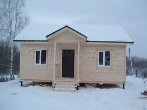 Каркасный дом в Смоленской области