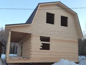 Дом под усадку во Владимирской области