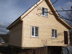 Каркасный дом в Выборге