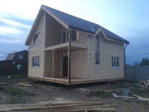 Каркасный дом для постоянного проживания в Тульской области