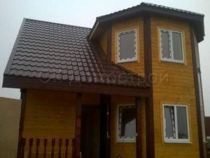 Строительство каркасного дома в Серпуховском районе
