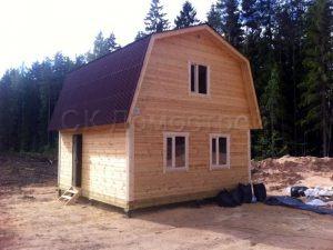 Дом из бруса 6х6 Сарка